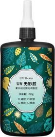 UV-смола ультрафиолетового отверждения 200г (UV Resin) жесткая и жидкая