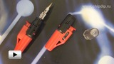 Смотреть видео: Pro-Aries. Набор для мобильной пайки ES-635