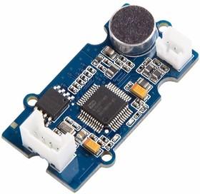 Фото 1/4 Grove - Speech Recognizer V1.0, Распознаватель речи до 22 команд для Arduino проектов