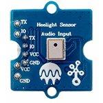 Фото 2/3 Grove - Heelight Sensor, Интеллектуальный датчик голоса, способный распознавать до 500 цифровых голосовых команд