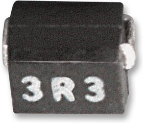744766133, Высокочастотный индуктор SMD, Серия WE-GF, 33 мкГн, 160 мА, 1812 [4532 Метрический]