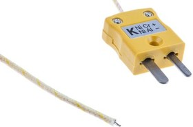 Z3-K-5.0-1/0.315-MP-ANSI, ANSI K THERMOCOUPLE EXPOSED JUNCTION 5M