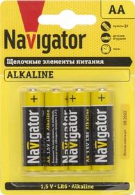Элемент питания Navigator 61 463 NBT-NPE-LR6-BP4