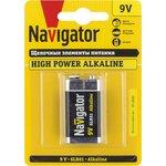 Элемент питания Navigator 94 756 NBT-NE-6LR61-BP1