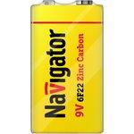 Элемент питания Navigator 94 762 NBT-NS-6F22-SH1