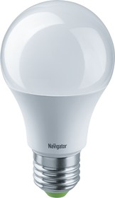 Лампа Navigator 61 473 NLL-A60-7-12/24-4K-E27