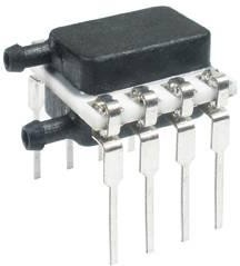 SSCDRRN005PDAA5, Pressure Sensor 0.5V to 4.5V -5psi to 5psi Differential Medical 8-Pin DIP Module