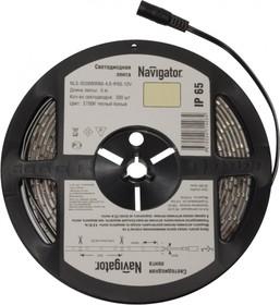 Фото 1/2 СД Лента Navigator 71 406 NLS-3528R60-4.8-IP65-12V R5
