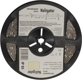 СД Лента Navigator 71 427 NLS-5050WW60- 14.4-IP65-12V R5