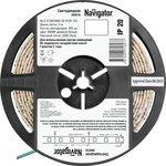 СД Лента Navigator 71 697 NLS-5730CW60-30-IP20-12V R5