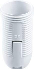 Патрон электрический Navigator 71 612 NLH-PL-R-E14 пластик люстровый под кольцо