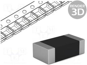 CRCW1206120RFKTABC, Резистор: thick film; SMD; 1206; 120Ом; 0,25Вт; ±1%; -55 125°C