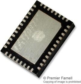 TPS544B25RVFT, Импульсный понижающий DC-DC стабилизатор, регулируемый, 4.5В-18В (Vin), 500мВ-5.5В, 20А, LQFN-40