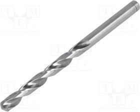 ALP.613007501, Сверло, 7,5 мм, Применение металл, L 109мм, Дл.раб.части 69мм