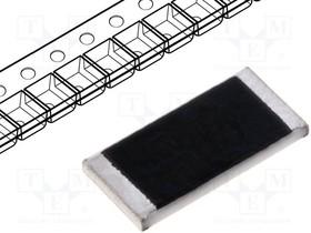 CRCW25122R70JNTHBC, Резистор thick film, SMD, 2512, 2,7Ом, 1Вт, ±5%, -55-155°C