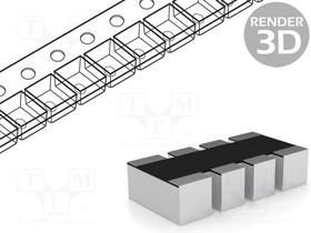 YC164-JR-0739KL, чип 1206 39.0K 5% (0603х4)