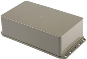 BIM2006/IP-GY, ABS FLANGED CASE, GREY 210X112X61