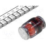 Фото 2/2 MCL4148, Диод 150мА 100В [SOD-106 / Glass Quadro MiniMELF]
