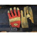 Фото 3/3 Перчатки vibro-PROTECT кожа /спандекс, размер L 648-526