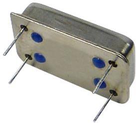 QX14T50B24.00000B50TT, Кварцевый генератор, 24МГц, 50млн-1, сквозной монтаж, 20.8мм x 13.2мм, HCMOS, 5В, QX14 серия