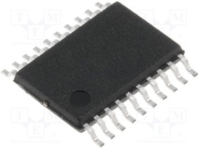 MC74HC374ADTG, Flip Flop D-Type Bus Interface Pos-Edge 3-ST 1-Element Automotive 20-Pin TSSOP W Tube