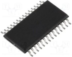 Фото 1/2 TLC5940PWPG4, IC: driver; контроллер LED; HTSSOP28; 17В; Каналы: 16; 60мА