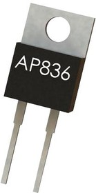 AP836 330R J, RESISTOR, 330R, 5%, 350V, TO-220