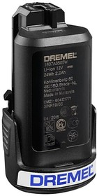 26150880JA, Li-Ion аккумулятор Dremel 880 12 В