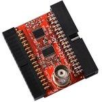 iCE40-ADC, Модуль расширения с АЦП для iCE40HX1K-EVB или ...