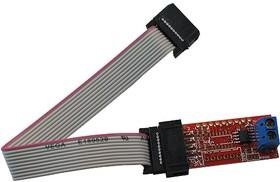 Фото 1/2 MOD-TC, Интерфейсная плата на базе MAX6675 для подключения термопары K-типа с интерфейсом UEXT