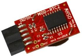 Фото 1/2 MOD-RTC2, Часы реального времени DS3231 с интерфейсом UEXT