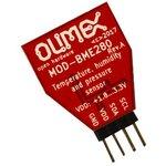 Фото 2/2 MOD-BME280, Датчик влажности, температуры и давления с интерфейсом UEXT и I2C