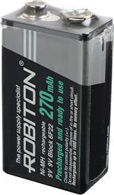 Фото 1/2 ROBITON RTU270MH-bulk, Аккумулятор