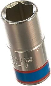 "Головка торцевая стандартная шестигранная 1/4"", 8 мм 233508M"