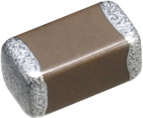 Фото 1/2 0805F104M500CT, Многослойный керамический конденсатор, универсальный, 0.1 мкФ, 50 В, 0805 [2012 Метрический], ± 20%