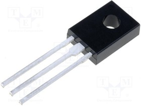 BD137-16, Транзистор: NPN; биполярный; 60В; 1,5А; 12,5Вт; TO126