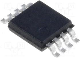 93C86C-I/MS, EEPROM Serial-Microwire 16K-bit 2K x 8/1K x 16 5V 8-Pin MSOP Tube