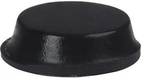 SJ5012, Ножки клейкие (амортизатор) d=12.7x3.5, чёрные, цилиндр (16шт.)