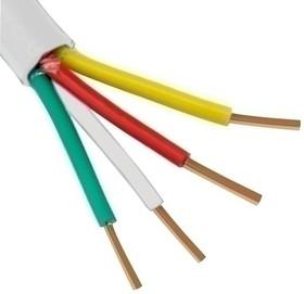 КСПВ 2х0,4 кабель с однопроволочными медными жилами