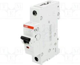 Выключатель автоматический однополюсный 16А С S201M 10кА