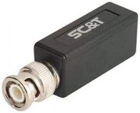 TTP111VSS Приемопередатчик видеосигнала по витой паре на 600 м (под винт)