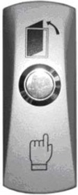 ST-EX010SM Кнопка металлическая, накладная, НР контакты, размер: 83х32х25 мм