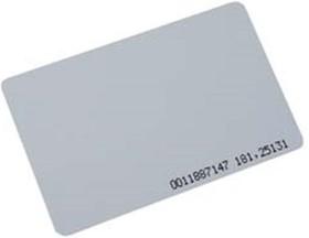 ST-PC020EM Проксимити карта EmMarin, ISO - для печати на принтере, 86х54х0.8мм.
