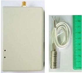 SLX-T (без антенны и бп) Охранный прибор GSM, 1-термодатчик, два охранных входа, два выхода 12В
