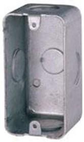 ATT- бокс Монтажная коробка для настенного регулятора громкости накладная