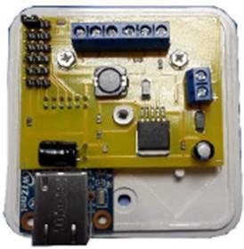 Gate-485/Ethernet Преобразователь интерфейса Ethernet в RS485. 1 порт 10/100Base-T, полный дуплекс