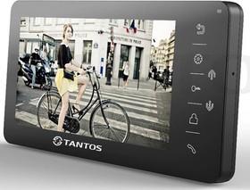 Amelie Видеодомофон с 7 дисплеем, чёрного цвета