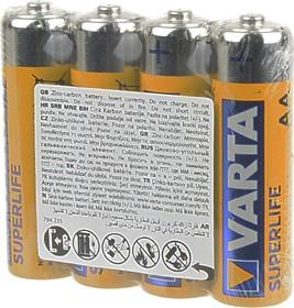 VARTA SUPERLIFE 2006 R6 SR4, Элемент питания