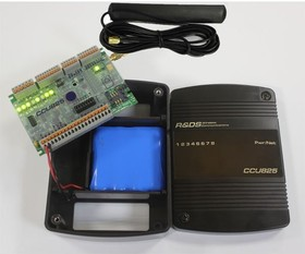 CCU825-HOME/WB/AE-PC (GSM контроллер выносная антенна SMA, USB-кабель, БП15В/1а, )