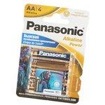 Panasonic Alkaline Power LR6 Cirque Du Soleil + стикер BL4 ...